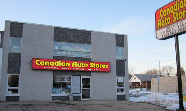 Canadian Auto Stores
